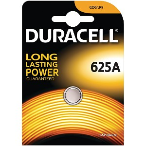 Duracell 625A Knopfzelle