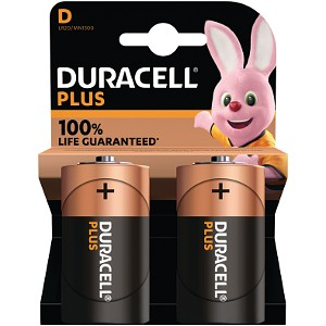 Duracell Plus Power D (2 Stk.)