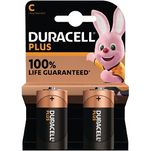 Duracell Plus Power C (2 Stk.)