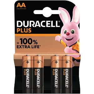 Duracell Plus Power AA 4 Stk.