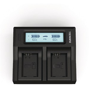 Alpha NEX-5 Sony NPFW50 Dual Battery Charger