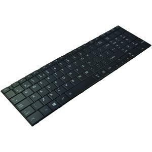 Satellite Pro C850-1G2 Keyboard - UK (Black)