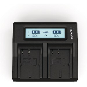 FVM1 Canon BP-511 Dual Battery Charger