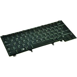 Latitude E6420 Keyboard - UK, Non-Backlit - w/Dualpoint