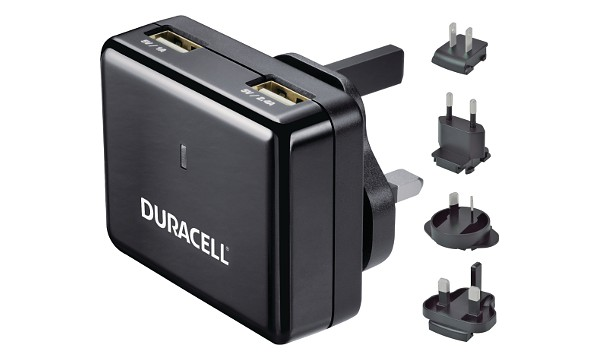 Dual USB Travel Charger - Tablet & Handy