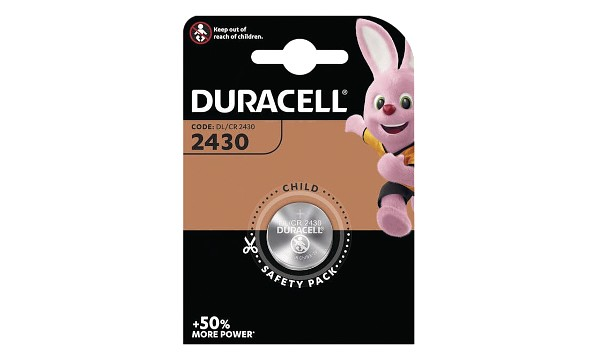 Duracell Plus Knopfzelle