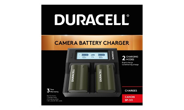 BP-522 Canon BP-511 Dual Battery Charger