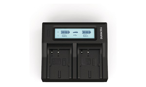 BP-508 Canon BP-511 Dual Battery Charger