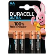 Duracell Ultra Power AA Pack von 4